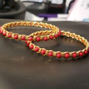 Bangle Gold color